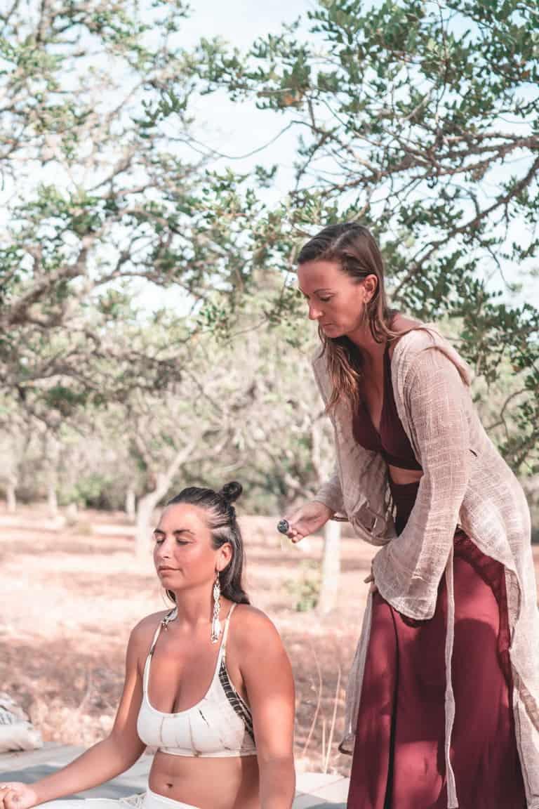 Feminine Awakening Retreat Ibiza Christiane Ameya